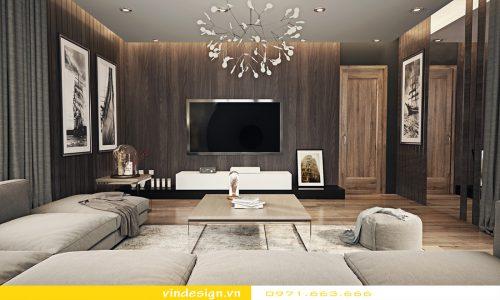 Thiết kế nội thất chung cư Gardenia tòa A2