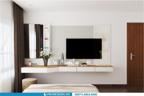 Thiết kế nội thất vinhomes Gardenia Cầu Diễn