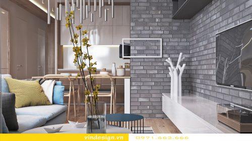 Thiết kế nội thất chung cư Gardenia tòa A1