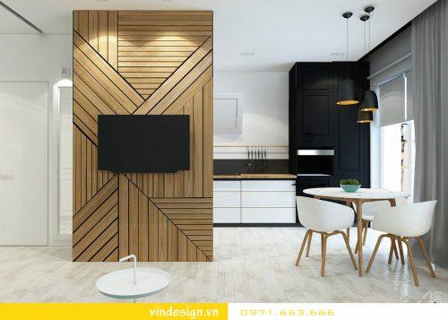 Thiết kế nội thất chung cư Gardenia tòa a3