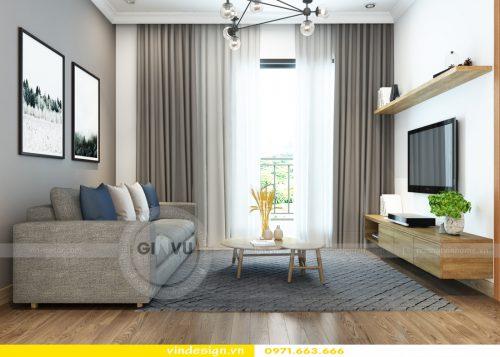 Mẫu thiết kế nội thất chung cư GARDENIA Sang Trọng