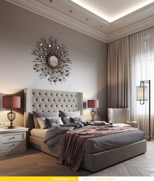 Thiết kế nội thất chung cư Gardenia Mỹ Đình phong cách á đông