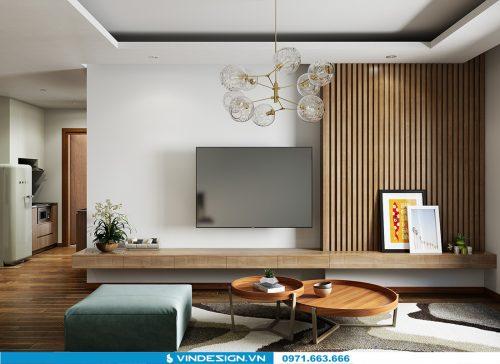 Mẫu thiết kế nội thất chung cư GREEN BAY MỄ TRÌ