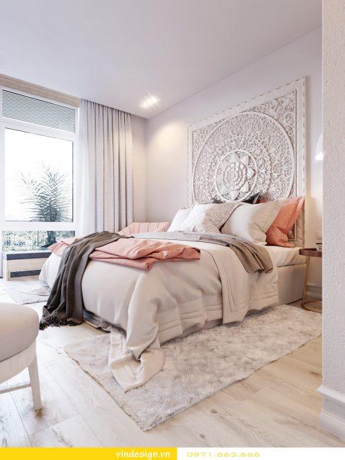 Thiết kế nội thất căn hộ Gardenia tòa A1