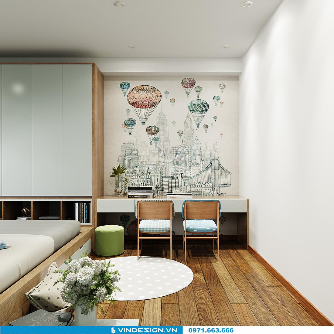 Mẫu Thiết kế chung cư GREEN BAY MỄ TRÌ