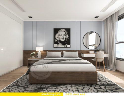 Thiết kế nội thất Park Hill  căn 3 phòng ngủ