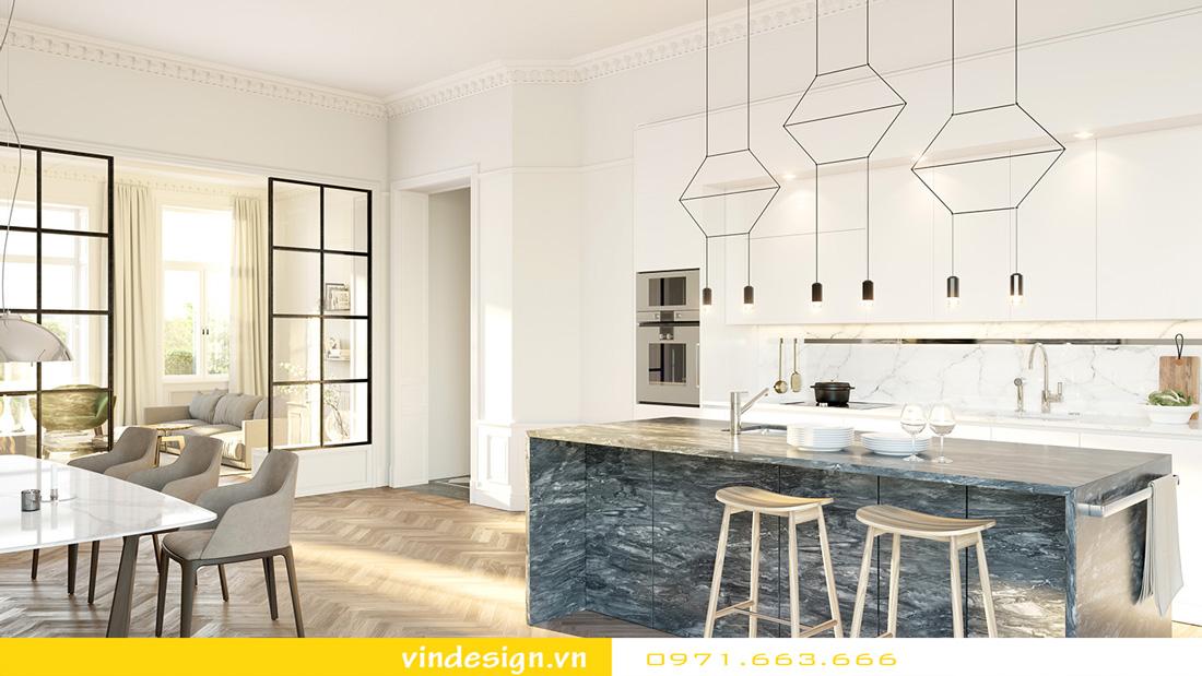 Thiết kế nội thất chung cư sky lake 03