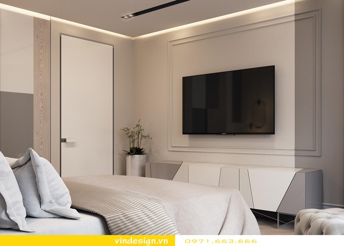 Thiết kế nội thất chung cư sky lake 05