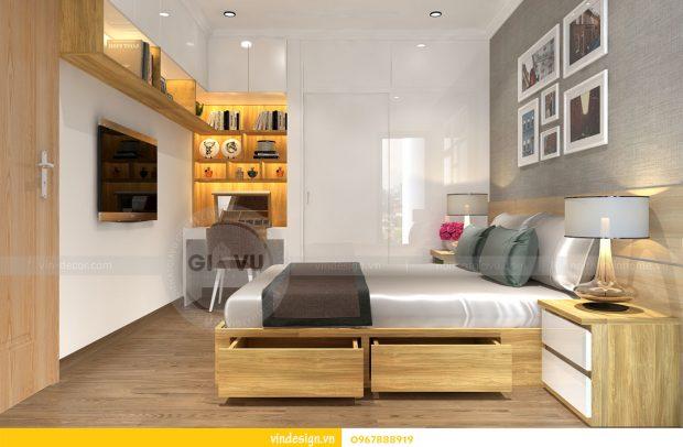 Thiết kế nội thất Gardenia hiện đại đầy tinh tế