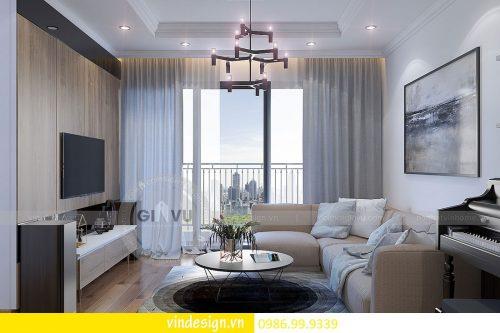 200 triệu đồng hoàn thiện nội thất căn hộ 2 phòng ngủ tại Gardenia