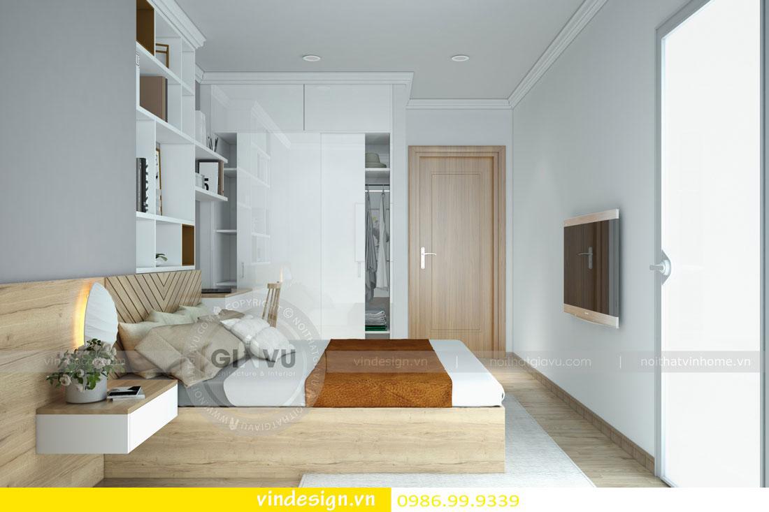 200 triệu hoàn thiện nội thất chung cư 2 phòng ngủ