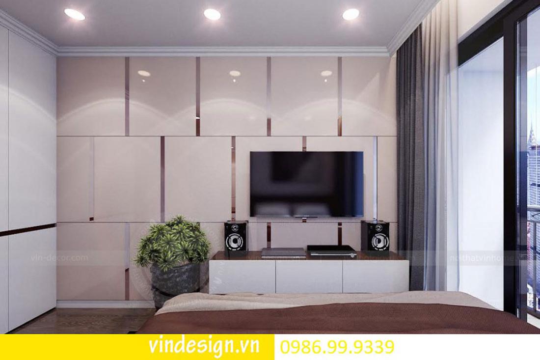 mẫu thiết kế nội thất D Capitale căn 2 phòng ngủ 05