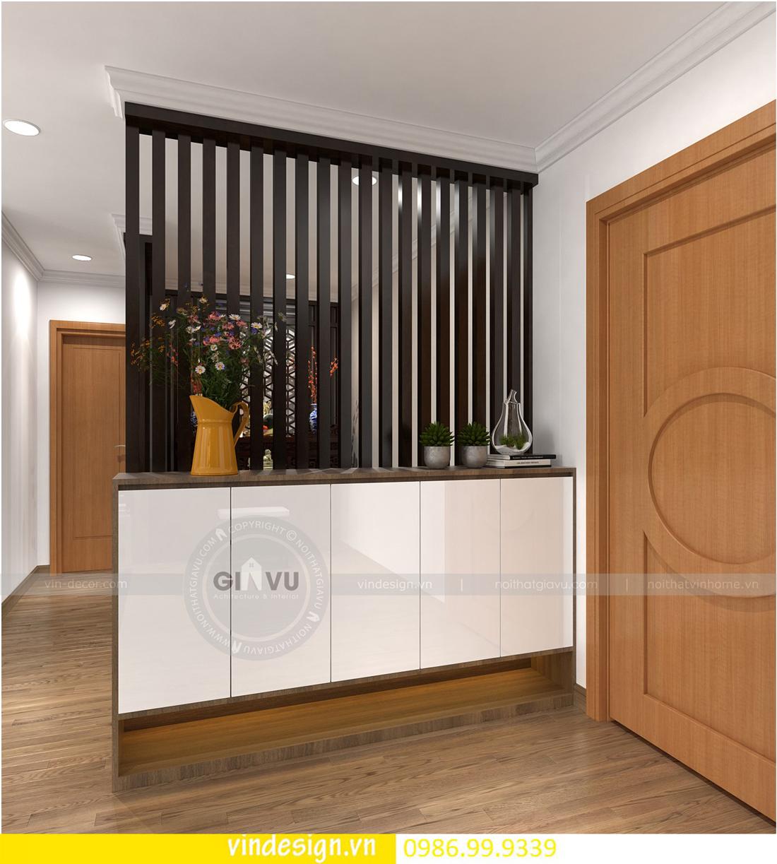 mẫu thiết kế nội thất D Capitale căn 4 phòng ngủ 04
