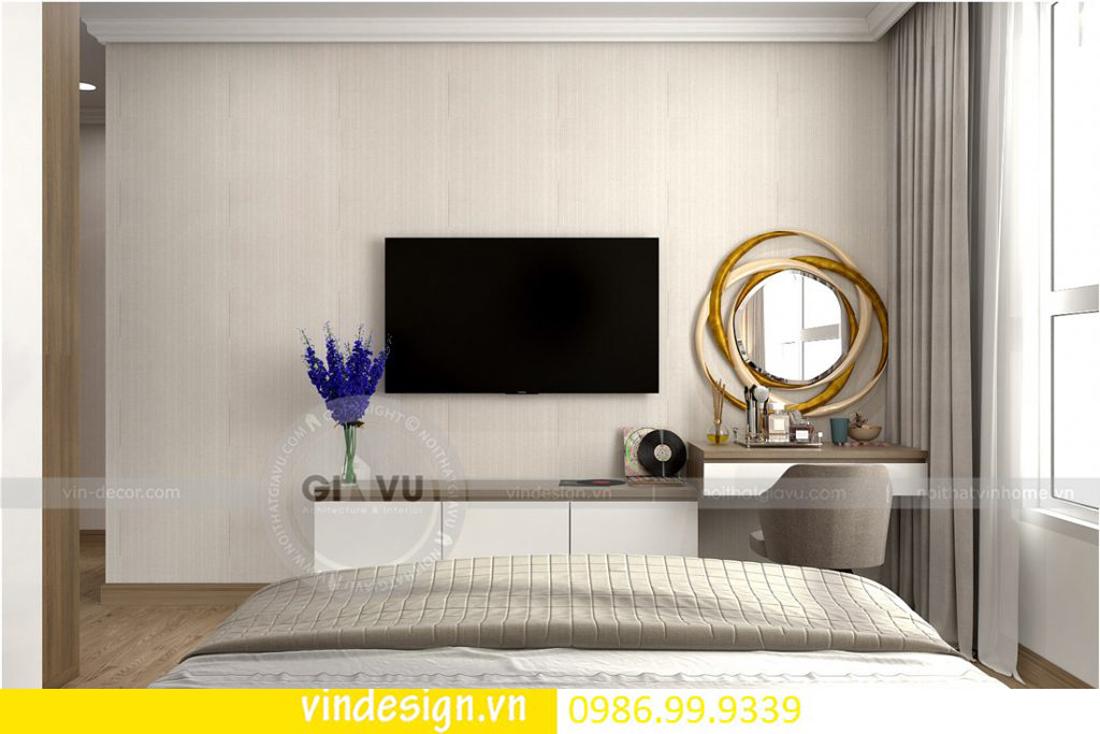 mẫu thiết kế nội thất D Capitale căn 4 phòng ngủ 16