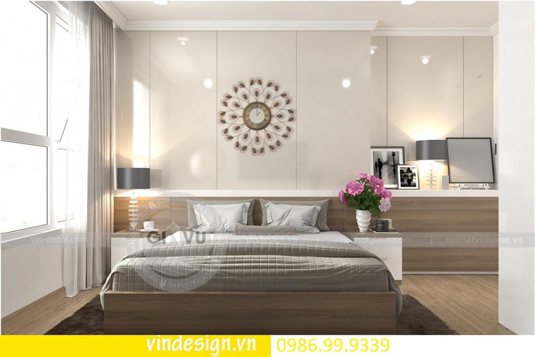 mẫu thiết kế nội thất D Capitale căn 4 phòng ngủ 17