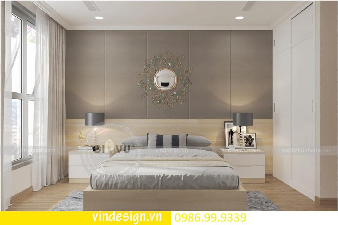 mẫu thiết kế nội thất D Capitale căn 4 phòng ngủ 19