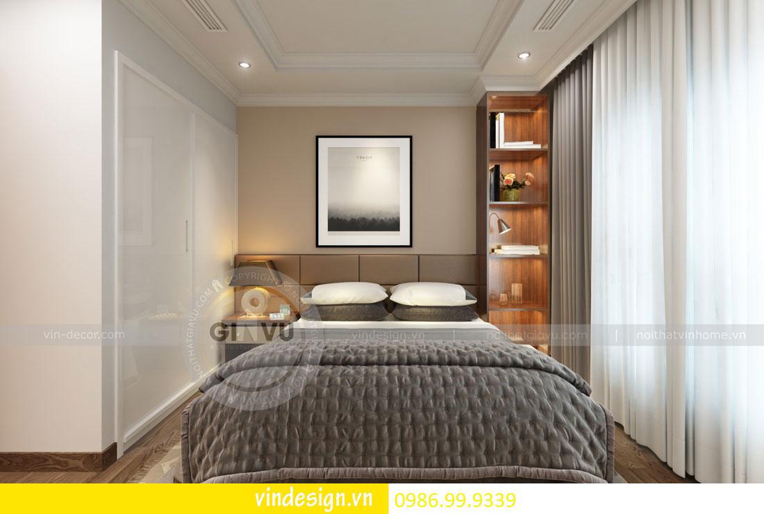 mẫu thiết kế nội thất gardenia căn 1 phòng ngủ 08