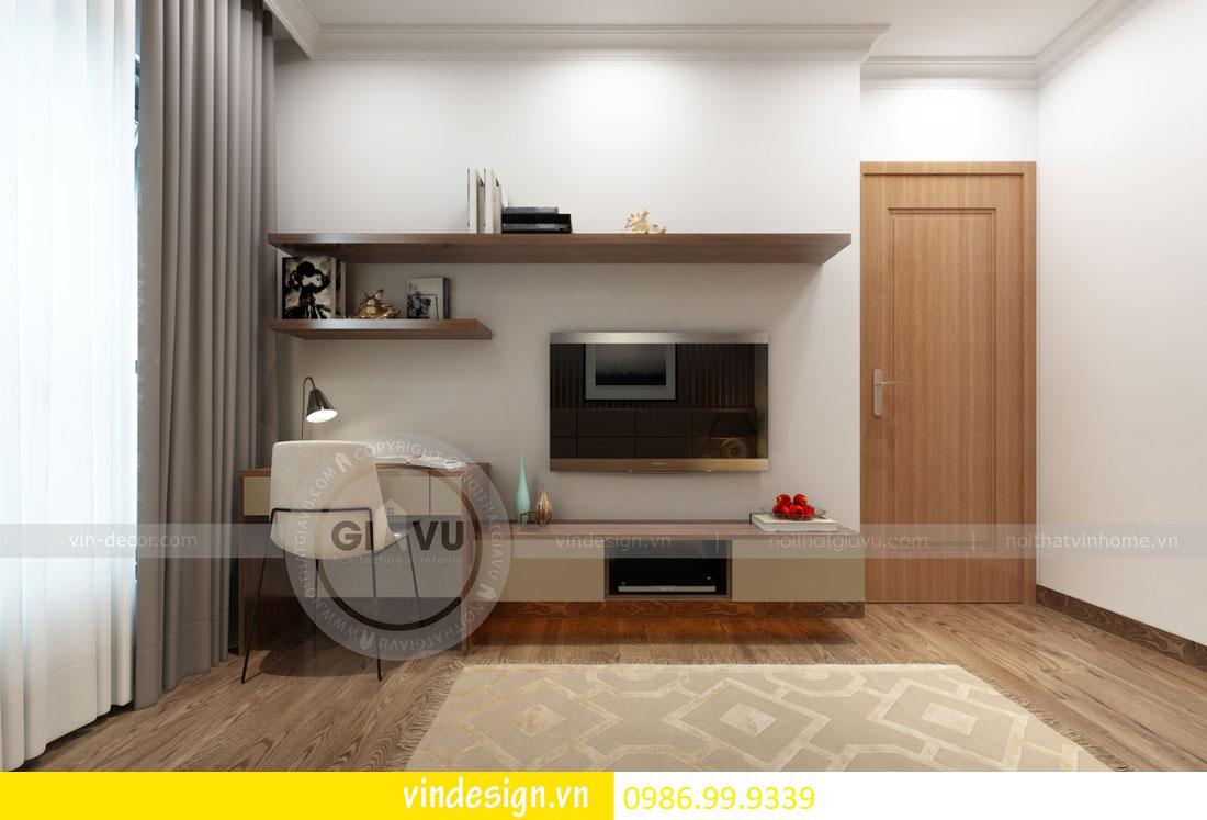 mẫu thiết kế nội thất gardenia căn 1 phòng ngủ 09
