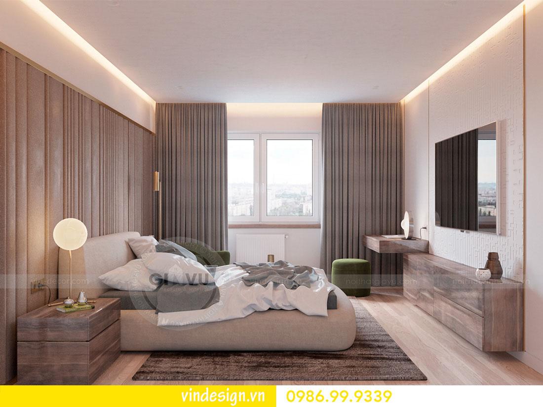 mẫu thiết kế nội thất metropolis căn 1 phòng ngủ 07