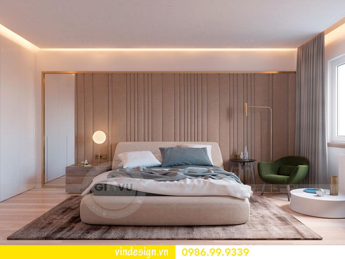 mẫu thiết kế nội thất metropolis căn 1 phòng ngủ 08