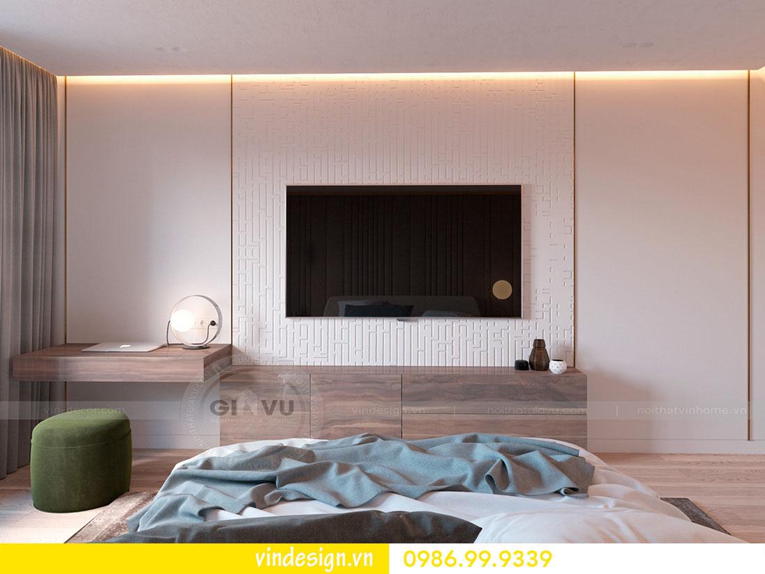 mẫu thiết kế nội thất metropolis căn 1 phòng ngủ 09