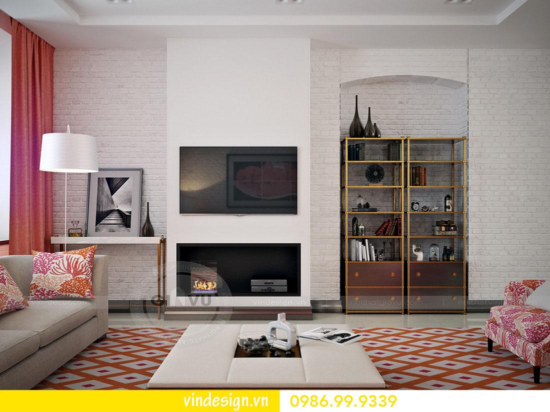 mẫu thiết kế nội thất metropolis căn 2 phòng ngủ 0986999339 ảnh 01