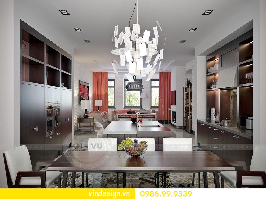 mẫu thiết kế nội thất metropolis căn 2 phòng ngủ 0986999339 ảnh 03
