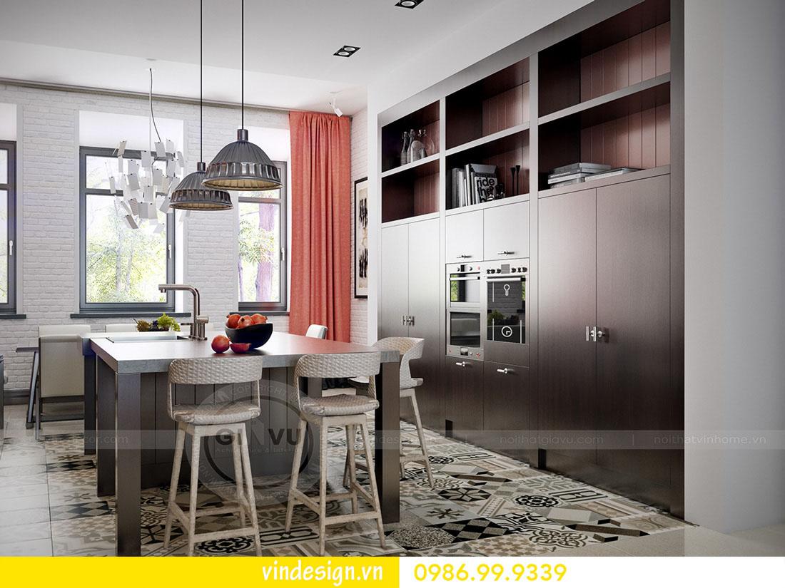 mẫu thiết kế nội thất metropolis căn 2 phòng ngủ 0986999339 ảnh 05