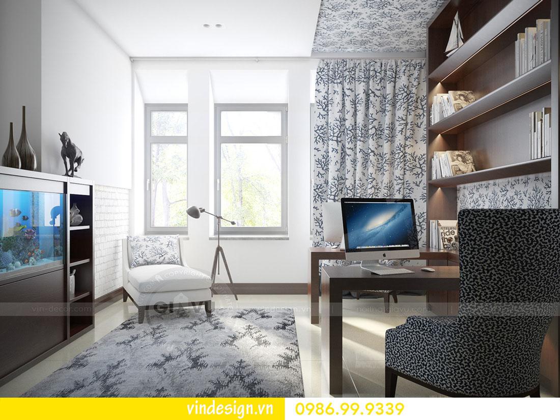 mẫu thiết kế nội thất metropolis căn 2 phòng ngủ 0986999339 ảnh 06