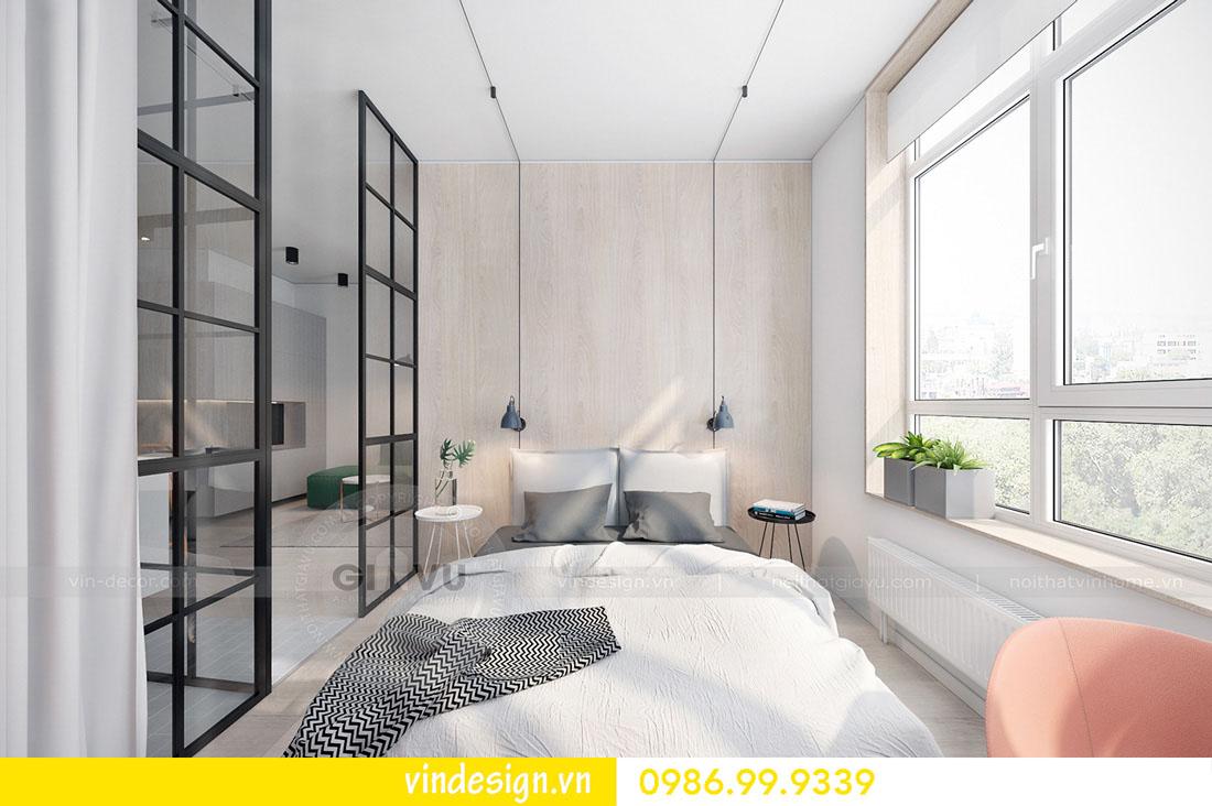 mẫu thiết kế nội thất metropolis căn 2 phòng ngủ 0986999339 ảnh 08