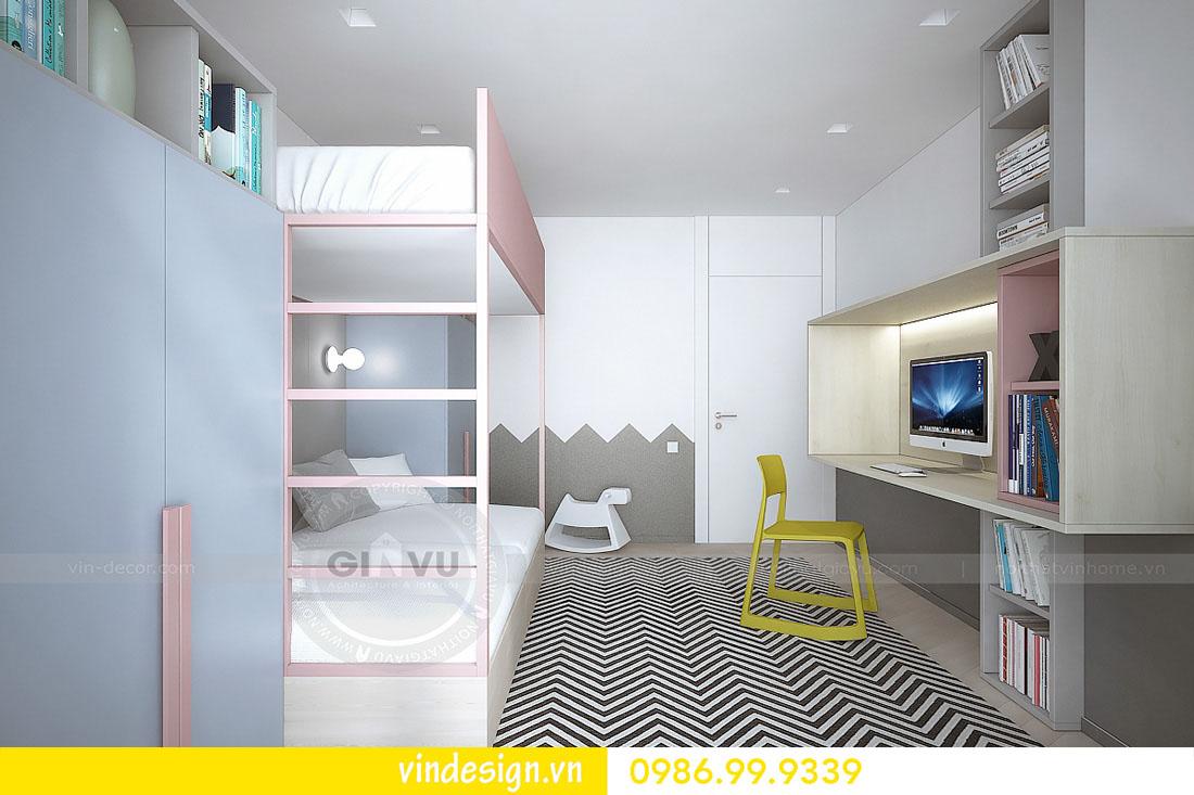 mẫu thiết kế nội thất metropolis căn 2 phòng ngủ 0986999339 ảnh 09
