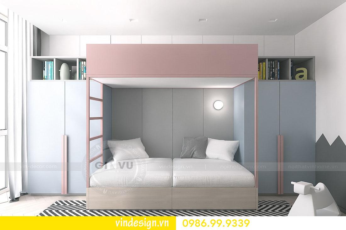 mẫu thiết kế nội thất metropolis căn 2 phòng ngủ 0986999339 ảnh 10