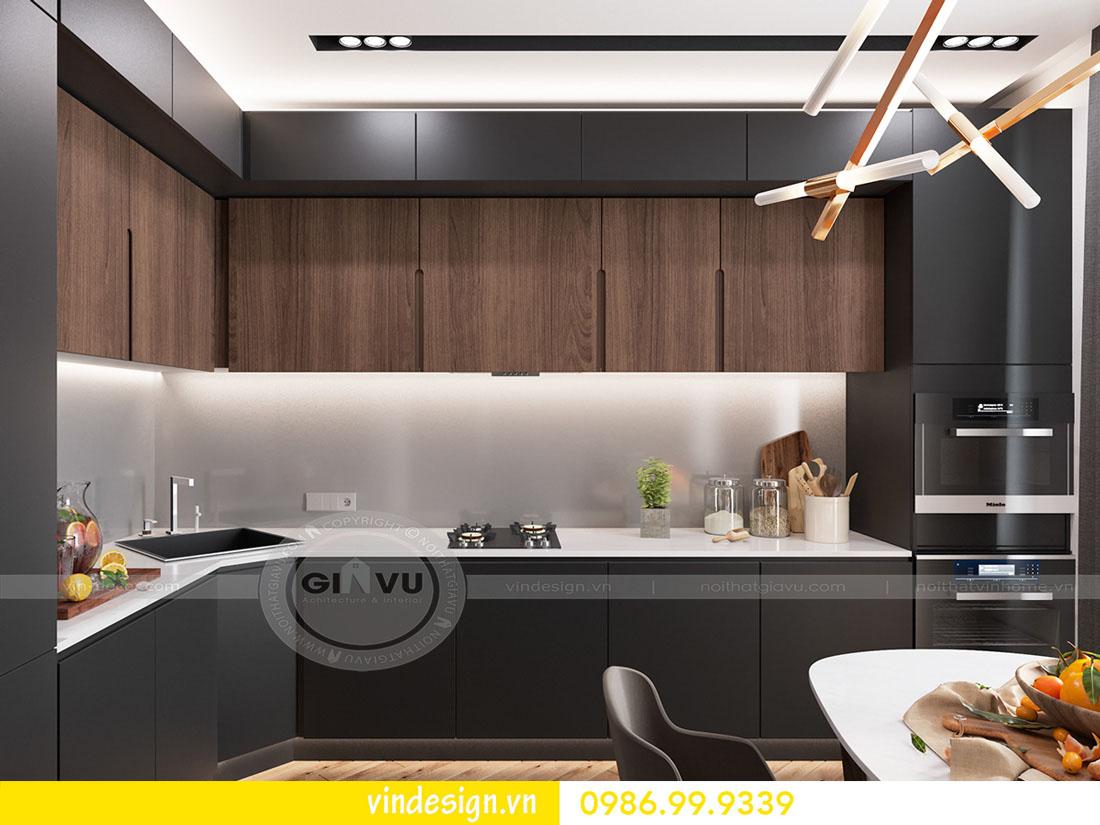 mẫu thiết kế nội thất metropolis căn 3 phòng ngủ 03