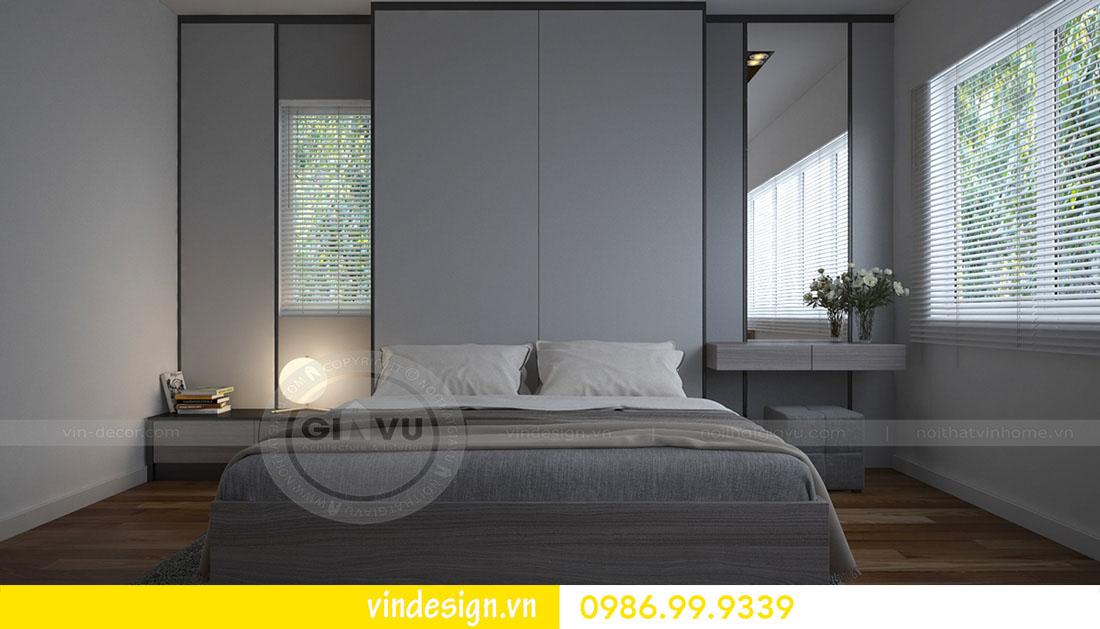 mẫu thiết kế nội thất metropolis căn 3 phòng ngủ 05