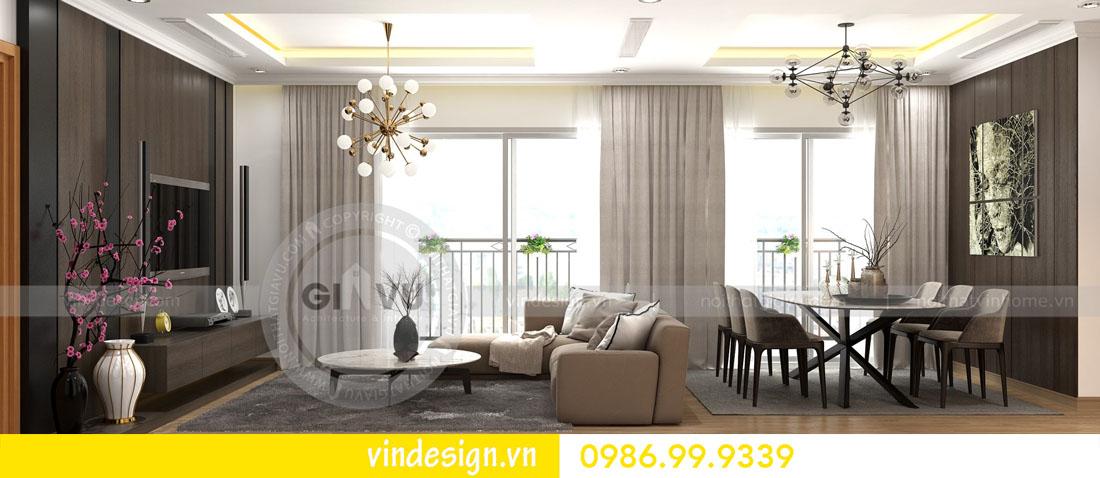 mẫu thiết kế nội thất metropolis căn 4 phòng ngủ 02
