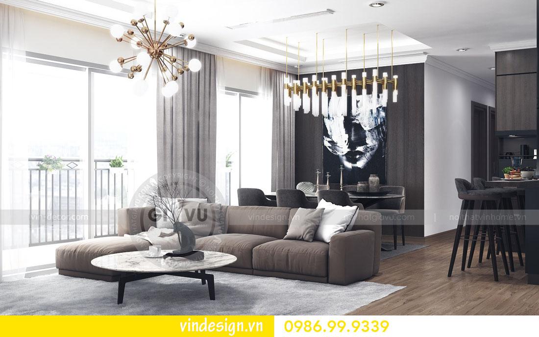 mẫu thiết kế nội thất metropolis căn 4 phòng ngủ 03