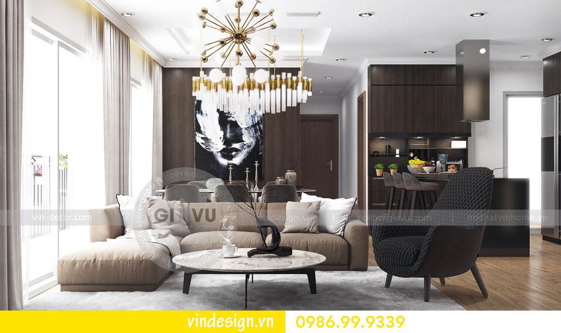 mẫu thiết kế nội thất metropolis căn 4 phòng ngủ 04