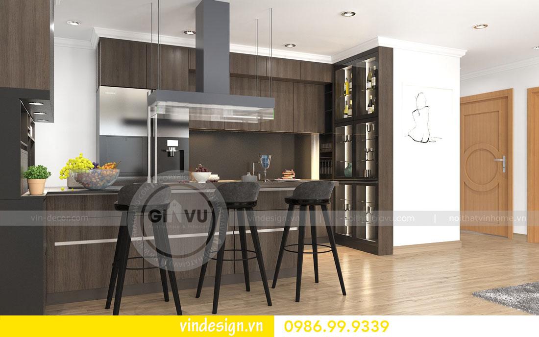 mẫu thiết kế nội thất metropolis căn 4 phòng ngủ 05