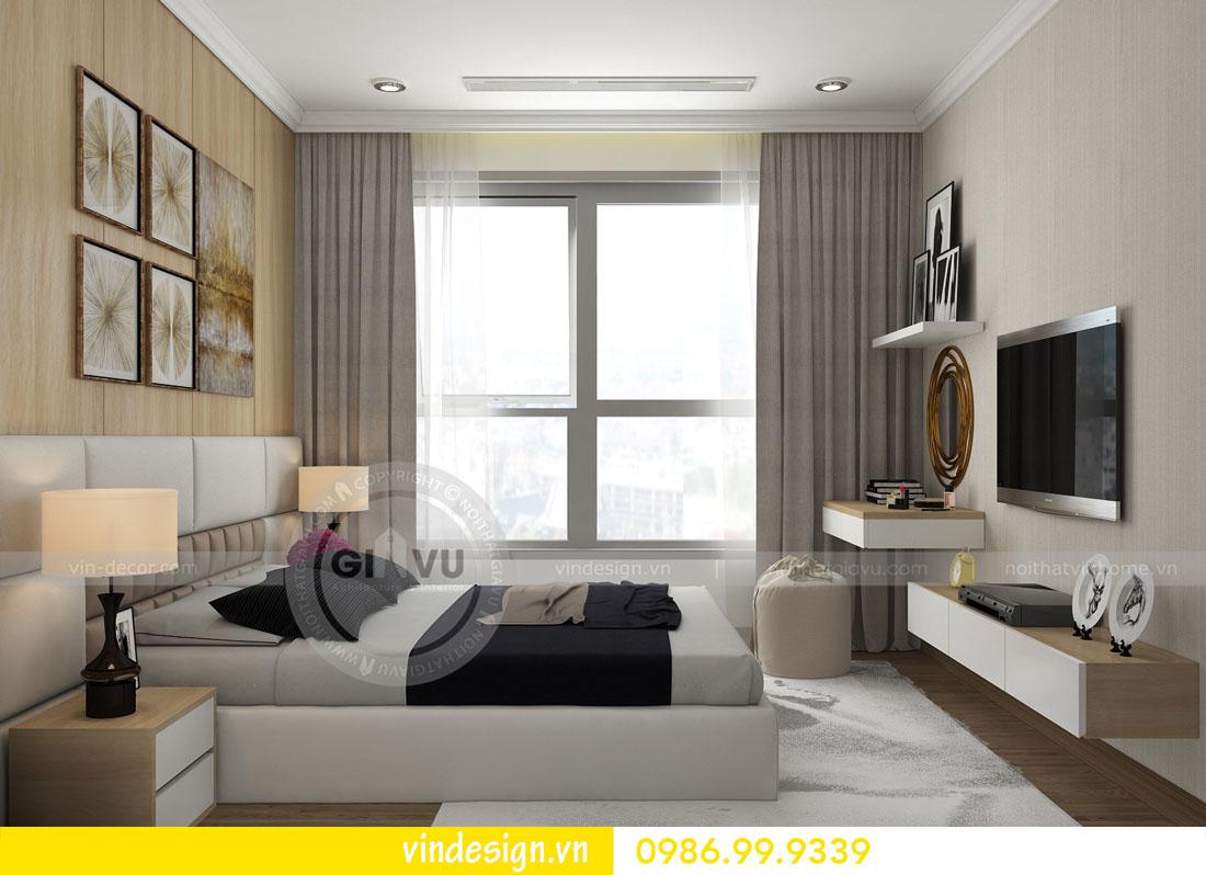 mẫu thiết kế nội thất metropolis căn 4 phòng ngủ 07