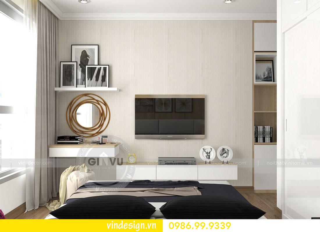 mẫu thiết kế nội thất metropolis căn 4 phòng ngủ 10