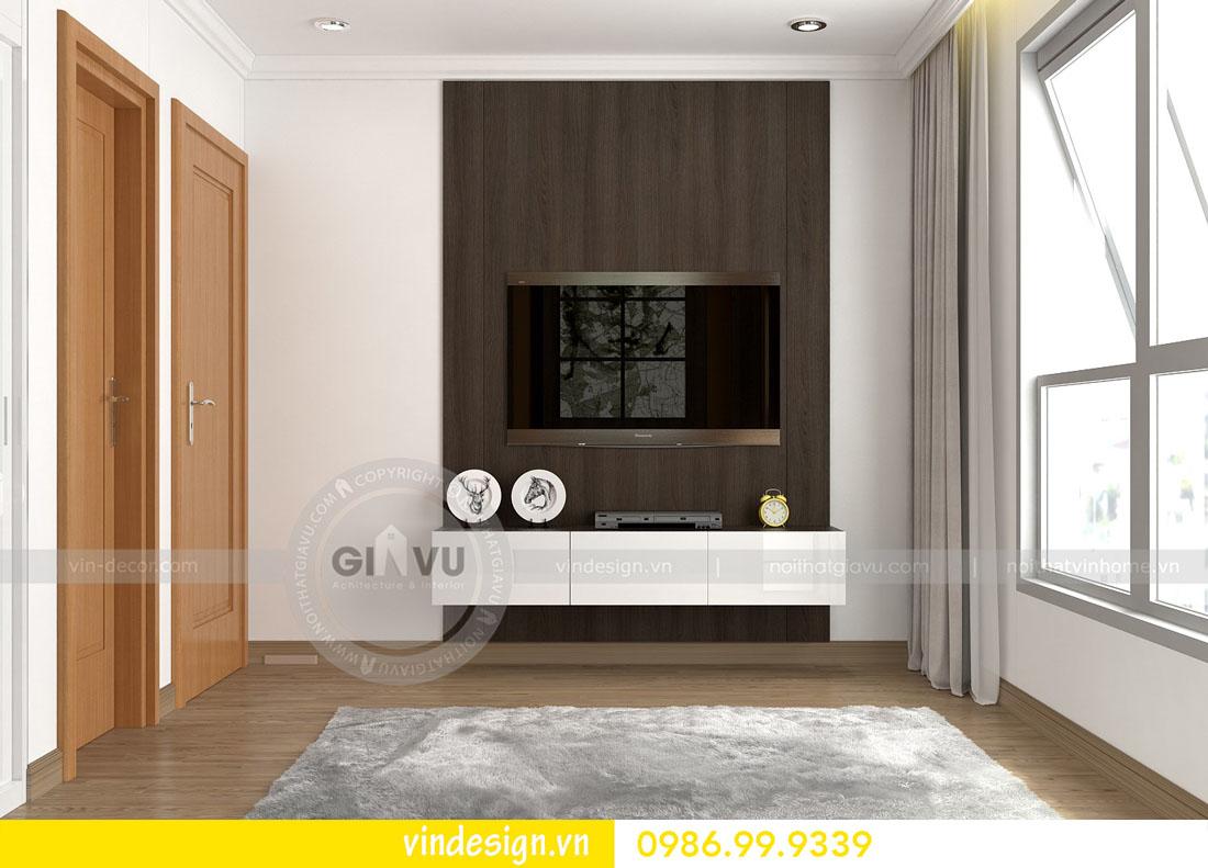 mẫu thiết kế nội thất metropolis căn 4 phòng ngủ 12