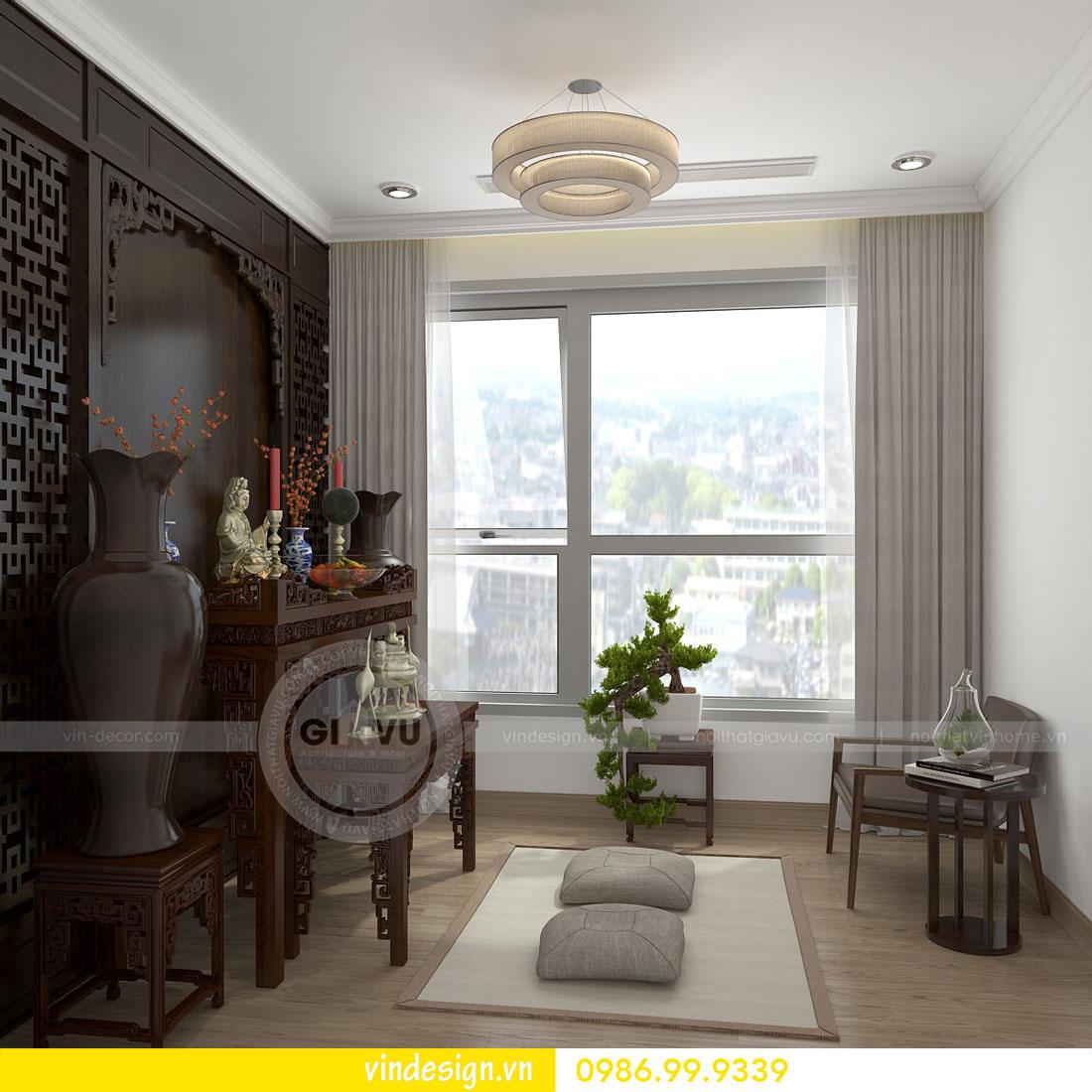 mẫu thiết kế nội thất metropolis căn 4 phòng ngủ 17