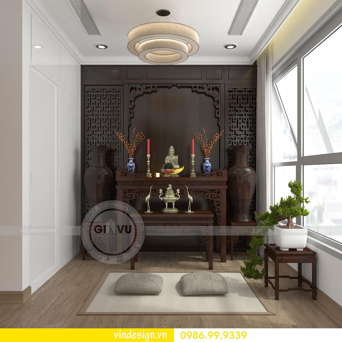 mẫu thiết kế nội thất metropolis căn 4 phòng ngủ 18