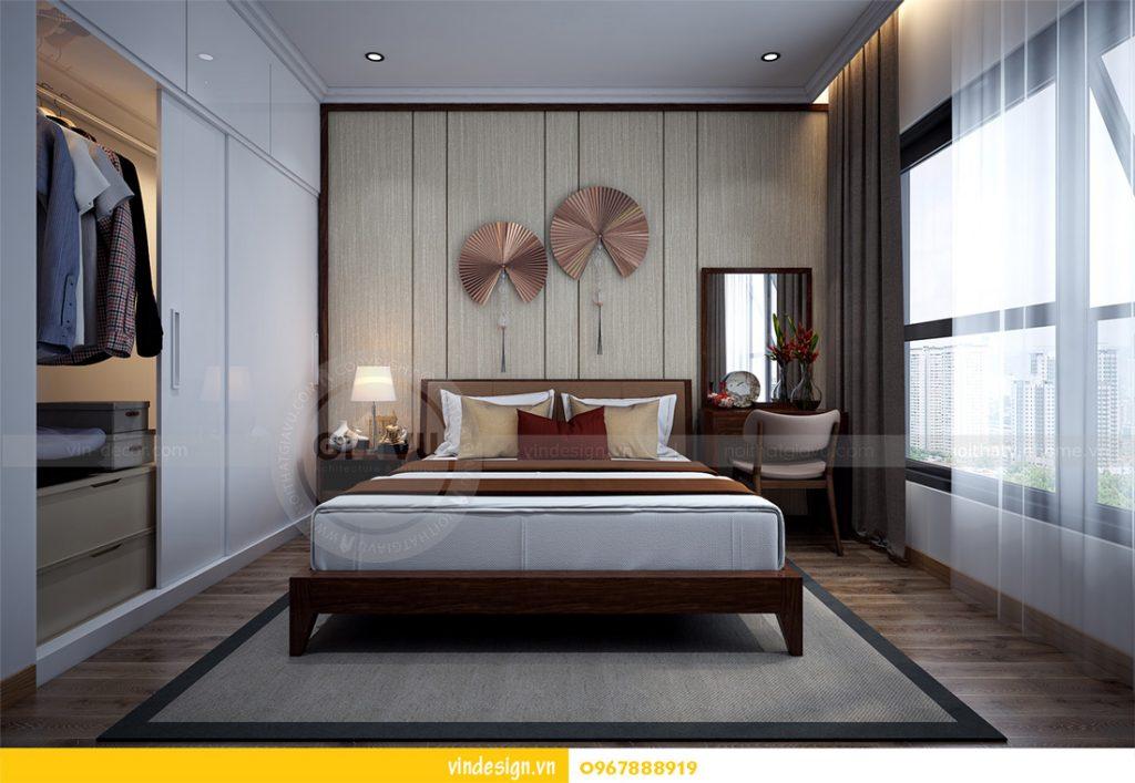nội thất chung cư gardenia phong cách á đông 10