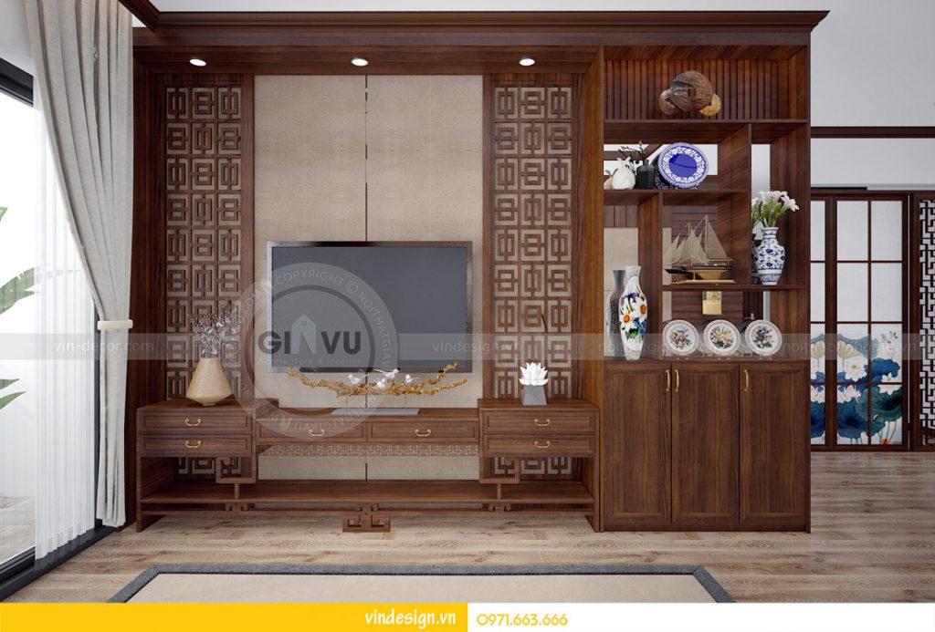 nội thất chung cư gardenia phong cách á đông 04