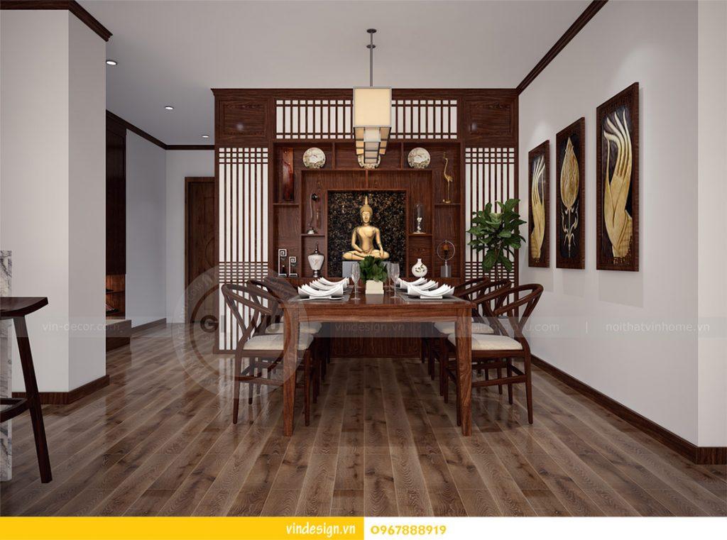 nội thất chung cư gardenia phong cách á đông 06