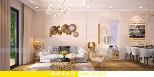 Nội thất căn hộ chung cư D Capitale – hotline: 0986999339