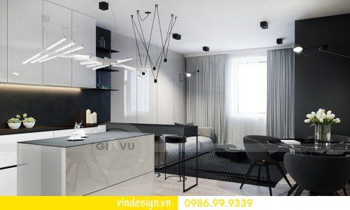 Nội thất căn hộ chung cư Metropolis – Hotline: 0986999339