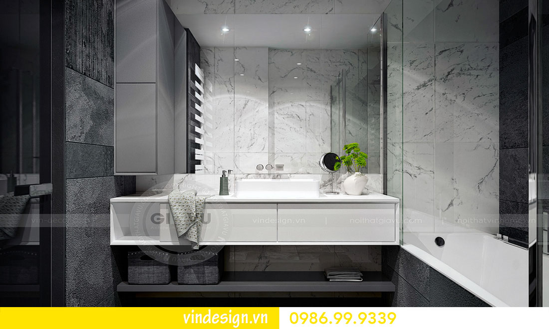 nội thất căn hộ chung cư metropolis 0986999339 ảnh 11