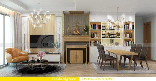Nội thất căn hộ chung cư Sky Lake – Hotline:0986999339